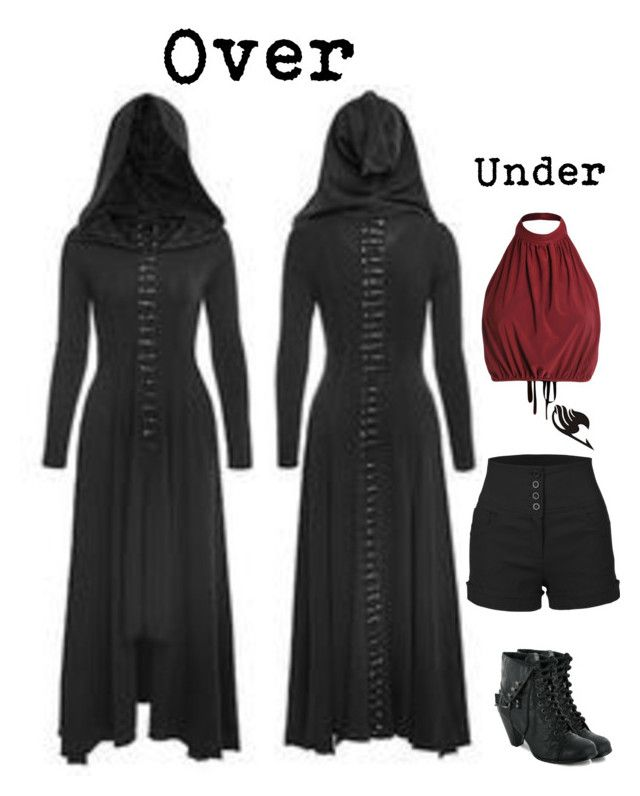 """""""Me in Fairy Tale"""" by destiny-demon ❤ liked on Polyvore featuring LE3NO and CO"""
