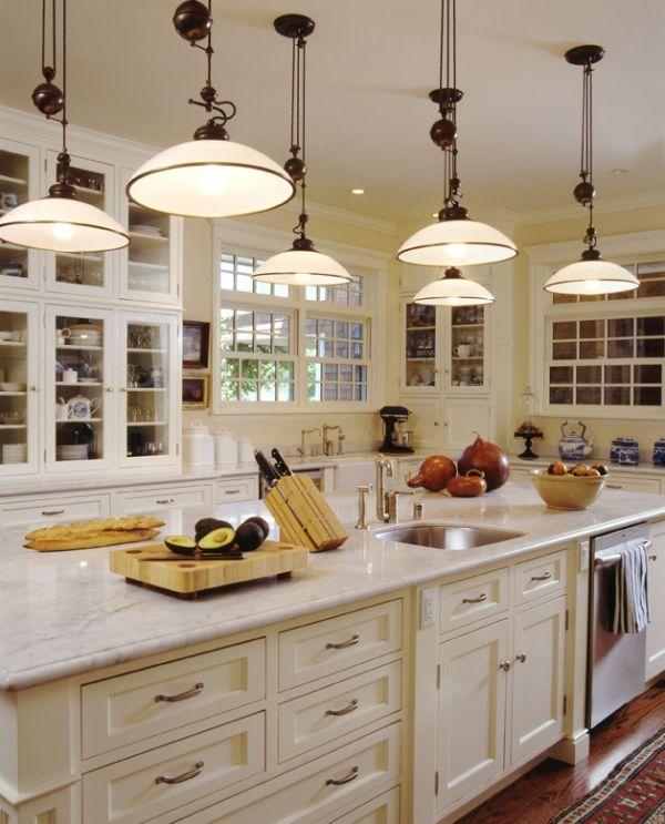 Asombroso Ideas De Iluminación Cocina Del País Composición - Ideas ...