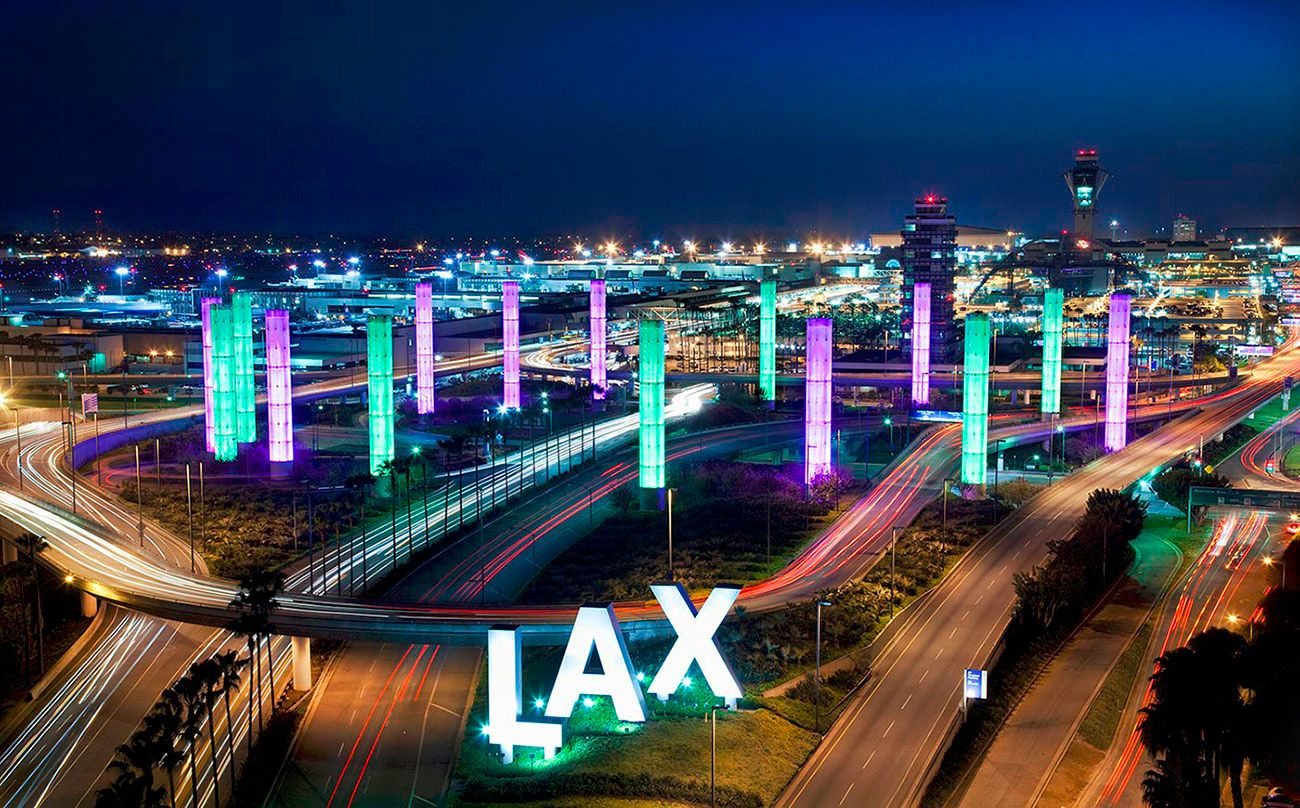 Los Angeles Attractions - Google