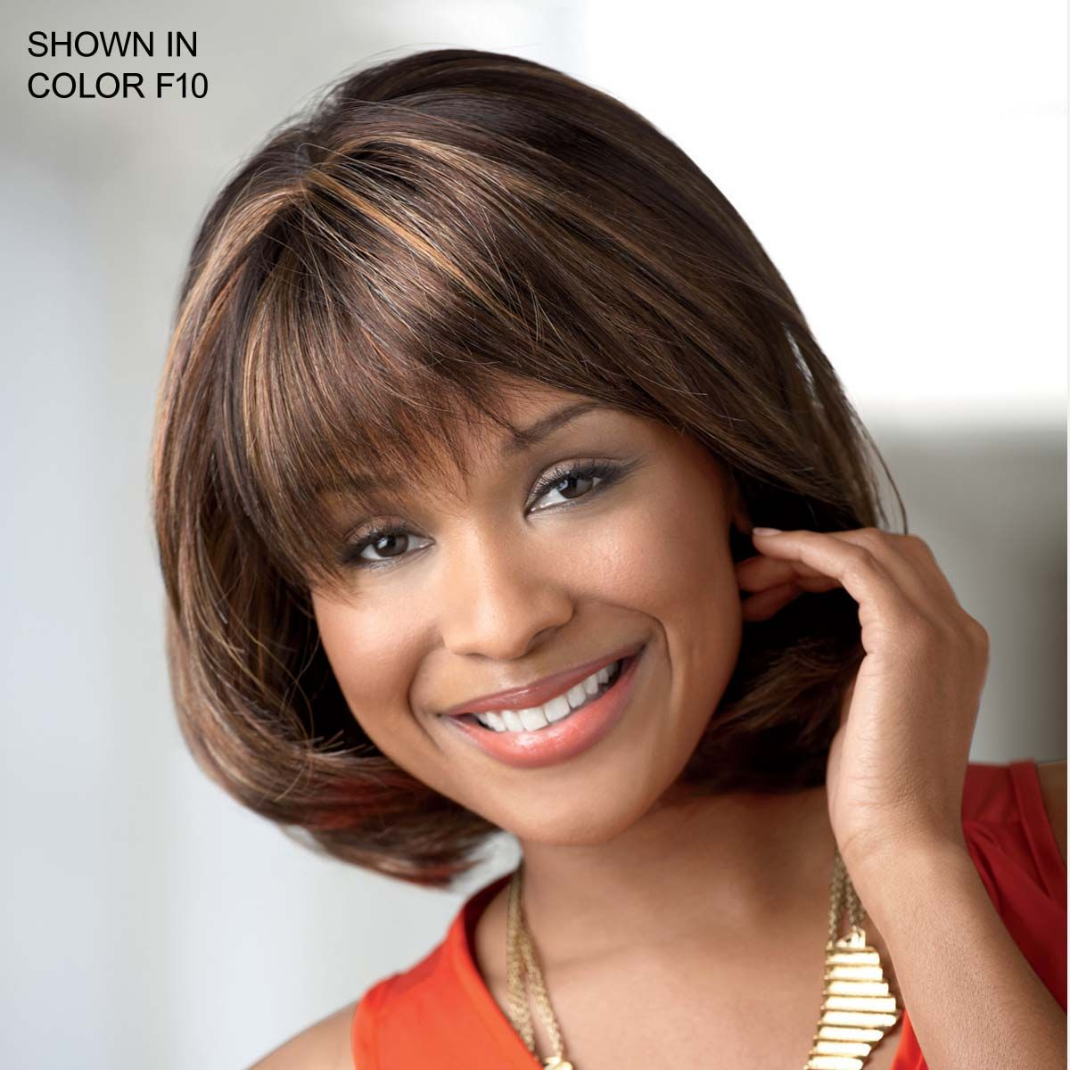 Malania Hand Tied Wig By Especially Yours Chin Length Hair Front Hair Styles Bob Hairstyles