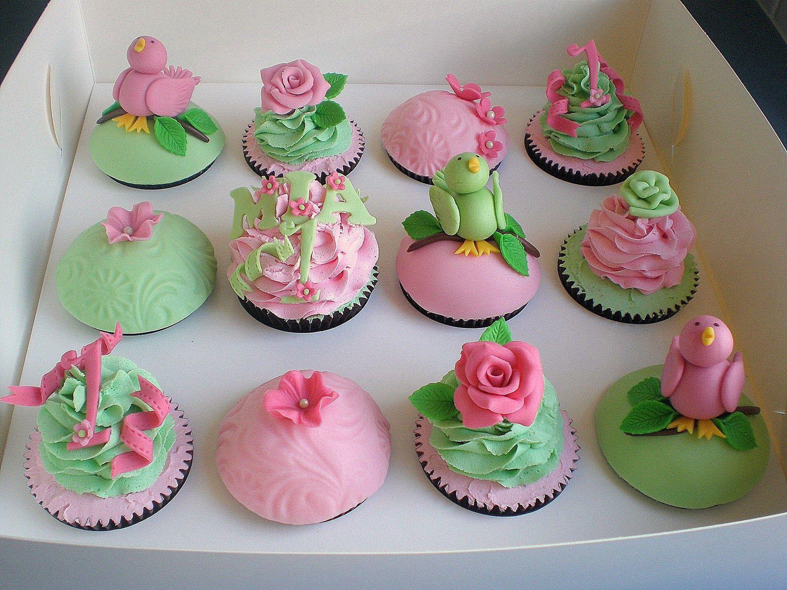 Sugar siren cakes mackay cupcakes pinterest gardens green and