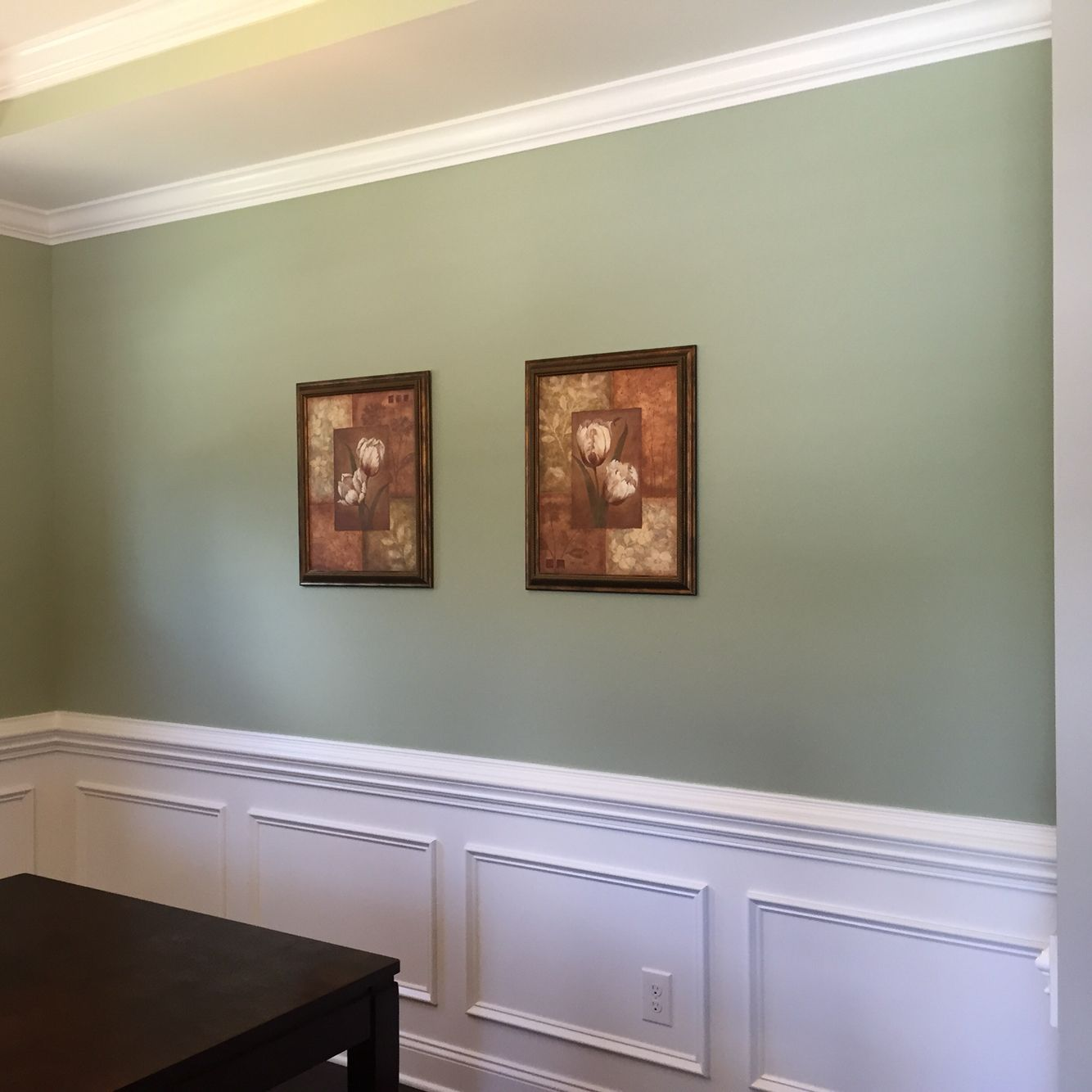 Benjamin Moore Colors For Your Living Room Decor: Benjamin Moore Salisbury Green
