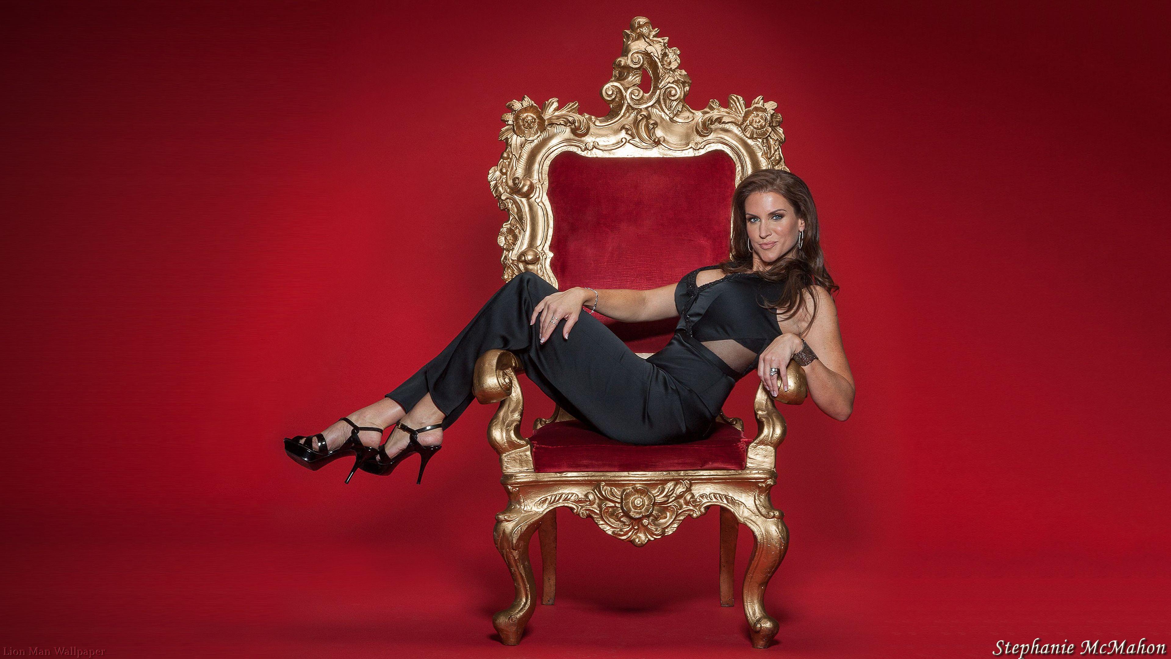 Stephanie McMahon in 2020 Divine feminine, Stephanie