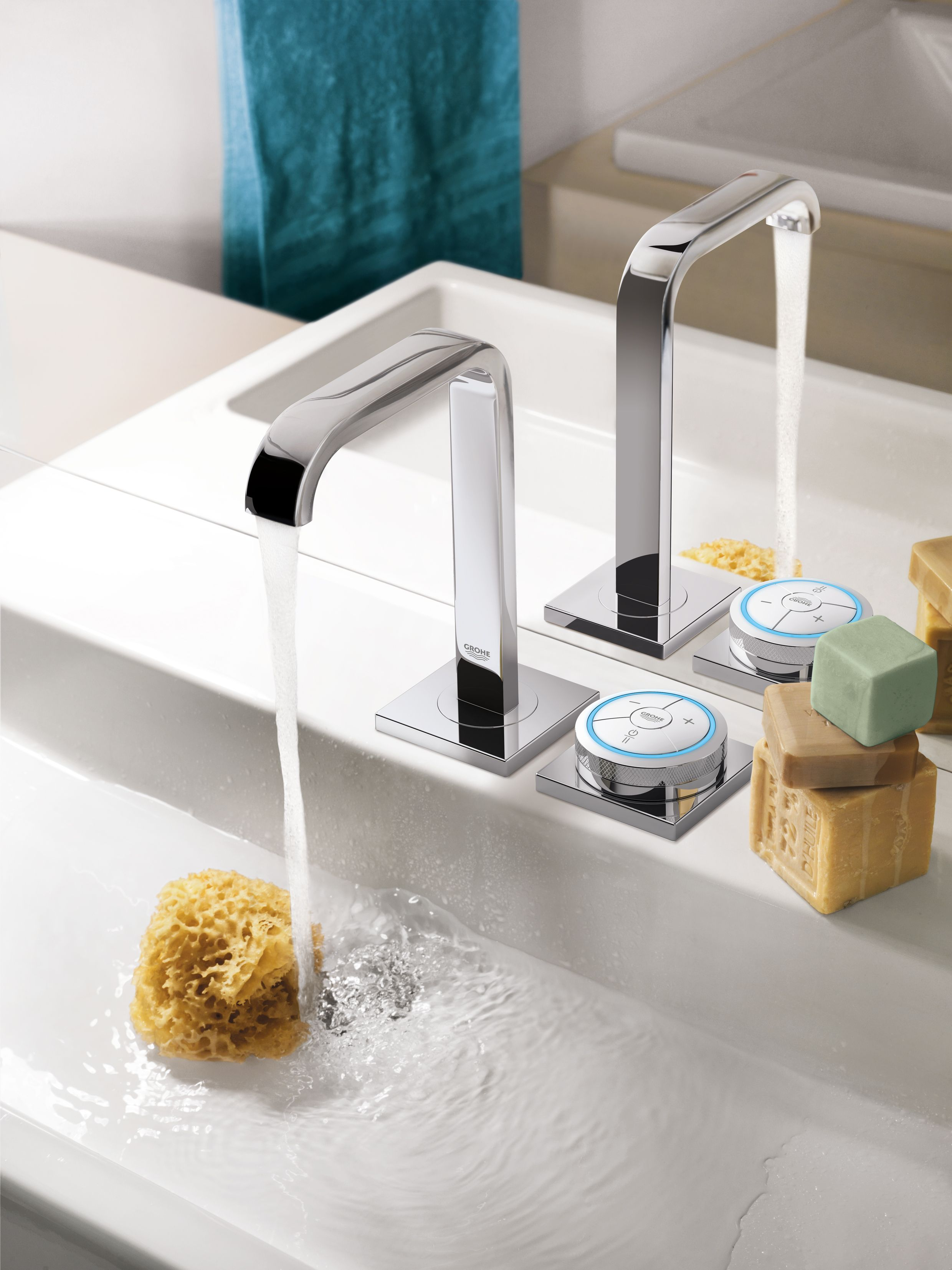 Allure F Digital by GROHE Available at NORBURN LIGHTING AND BATH ...