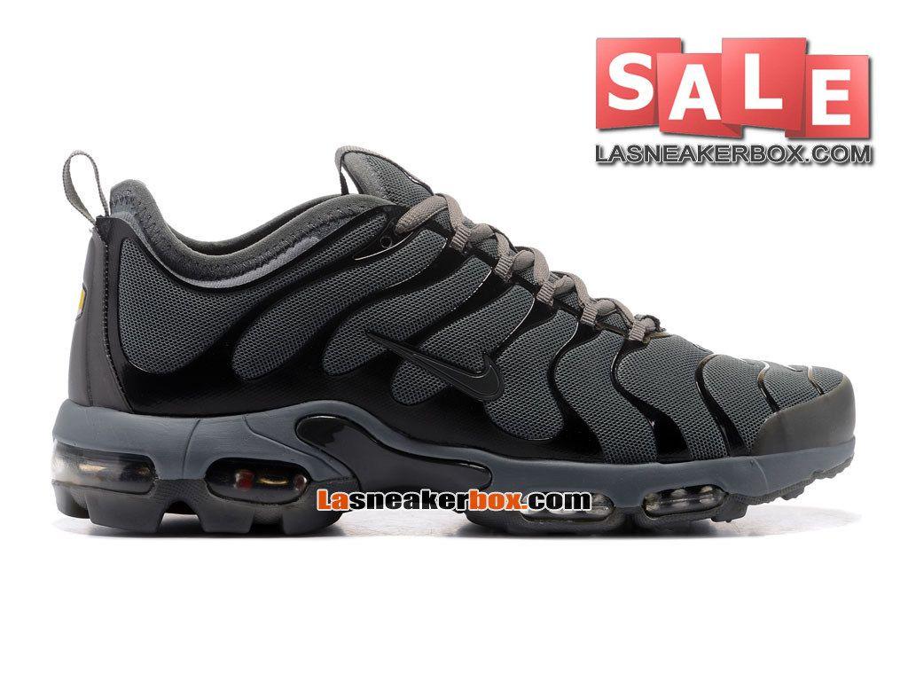 marcador Tomar un baño estrés  nike-air-max-plus-tn-ultra-id-chaussures-nike -sportswear-pas-cher-pour-homme-gris-froid-gris-loup-noir-gris-foncé-898015-105…  | Air max sneakers, Nike air max, Nike