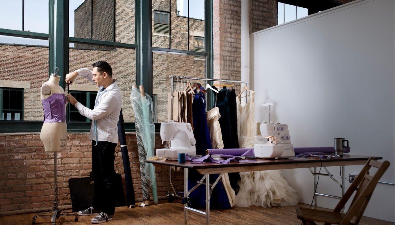 Fashion atelier interior google mekl ana interior for Interior design workshop