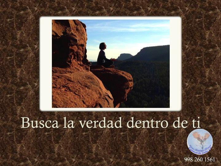 Buscamos en los demás nuestros valores y su aprobación, en lugar de buscar la verdad dentro de nosotros. #TanatólogaenCancún 998 260 1561 www.renacercancun.com