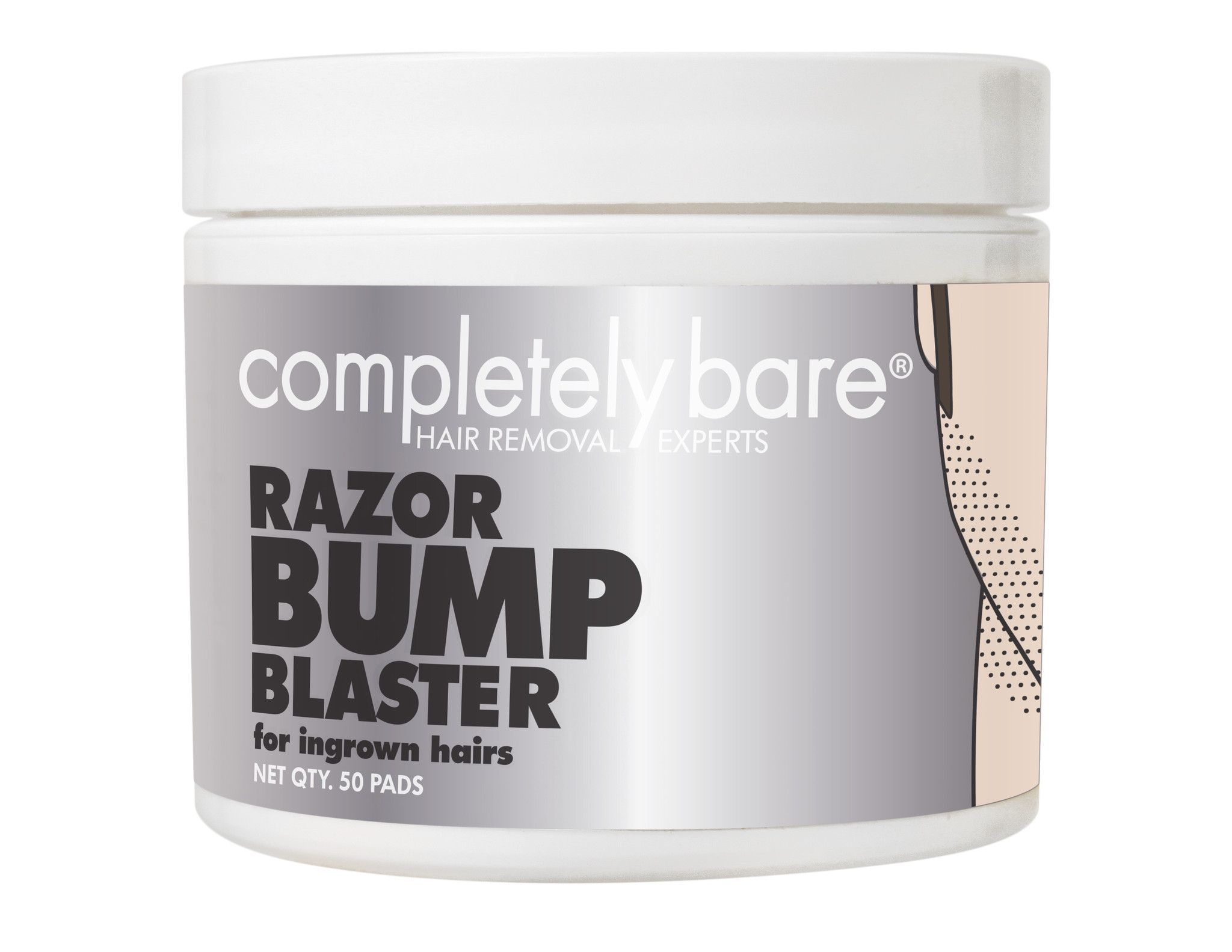 Razor Bump Blaster Ingrown Hair Razor Bump Eliminator For Men