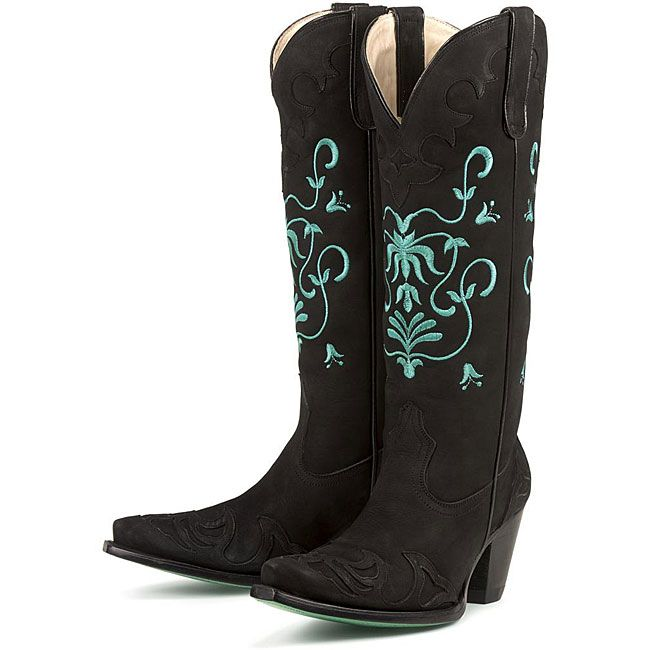 Lane Boots Women's 'Obsidian Strut' Cowboy Boots by Lane Boots ...