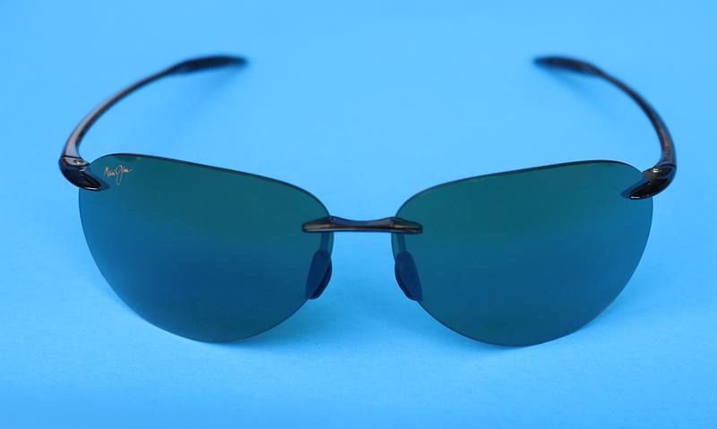 4e86a74f6a awesome Maui Jim Sugar Beach Sunglasses MJ-421-11 Polarized MJ Sport Smoke  Gray  Maui HT