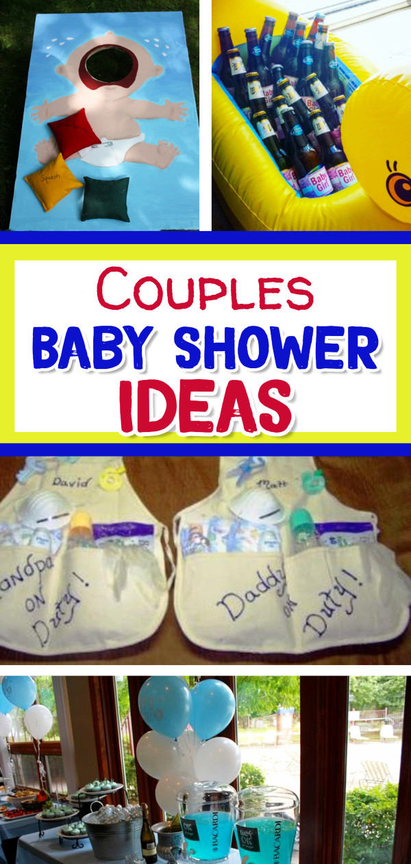 Couples Baby Shower Ideas – Cute Ideas for a Co-Ed Baby Shower