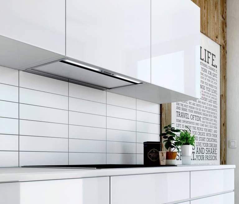 berbel Dunstabzugshaube Firstline Unseen Küche Pinterest - dunstabzugshauben für küchen