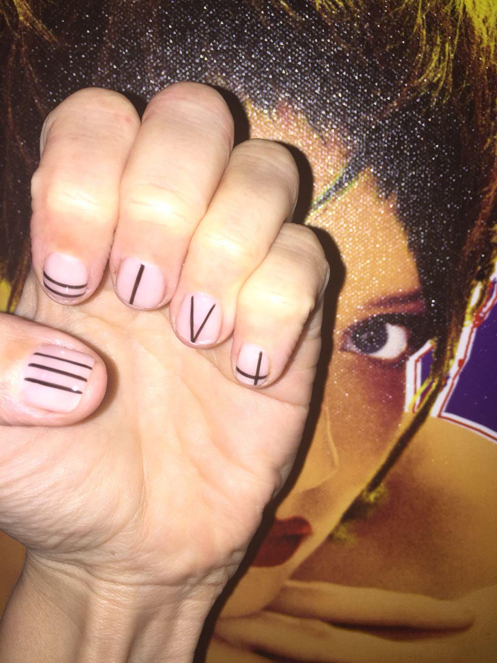 Nail art by Jennifer @heavenlynails in San Diego | pINTERESTING ...