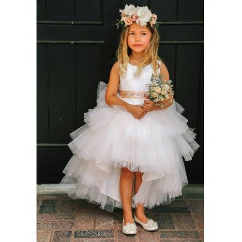 Tip Top Flowergirl Dress 5658   Flower girl dresses tulle