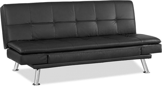 Axton Convertible Sofa In Black Futons By Wade Logan Ideas For