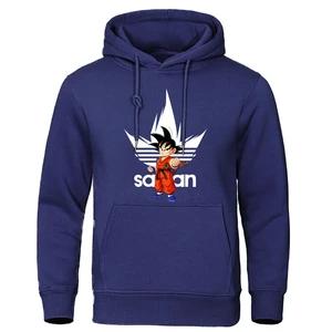 Dragon Ball Sweatshirts Dragonball Z Dbz Goku Hoodies Japanese Anime Pullover Men Hooded Sweater Mens Hoodie Fashion Pullover Men