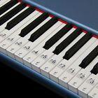 Neu 61 Teile / satz Für 88 Tasten Klavier Laminiert Aufkleber Lernspielzeug PVC …   – Musik… – Trend Neu Möbel