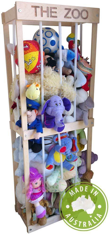 Soft Toy Storage Australia