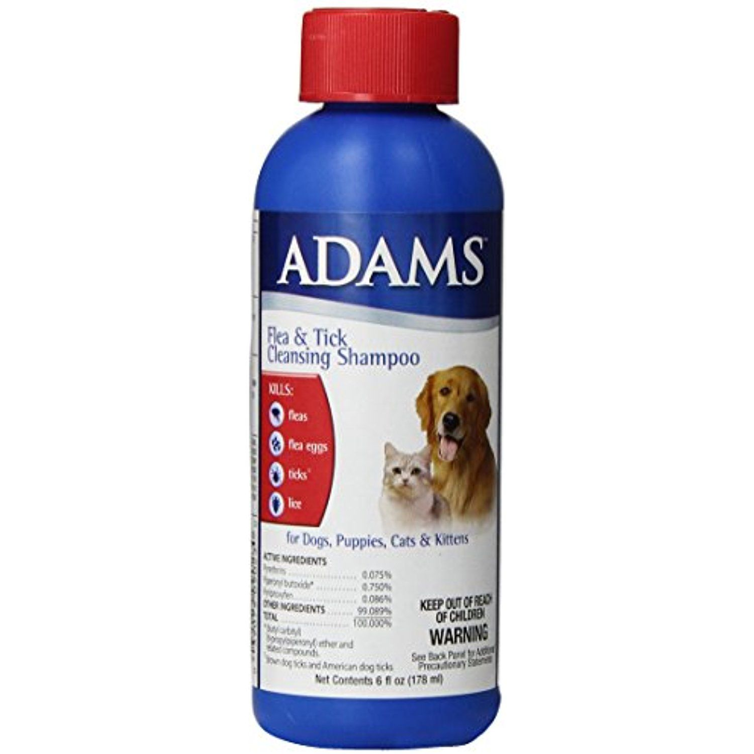 Adams Flea And Tick Control Cleansing Shampoo For Cats And Dogs To Have More Info Could Be Found At The Image Ur Flea And Tick Dog Shampoo Cleansing Shampoo