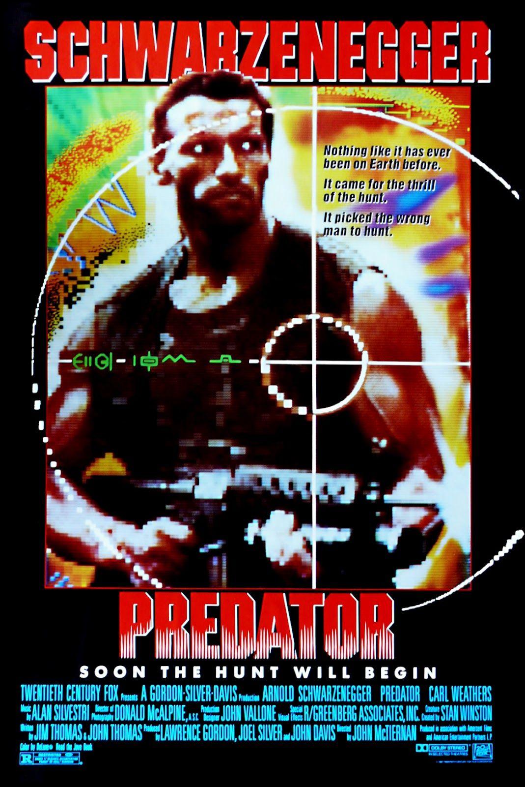 Idea By P P On Film Board Predator Movie Poster Predator Movie