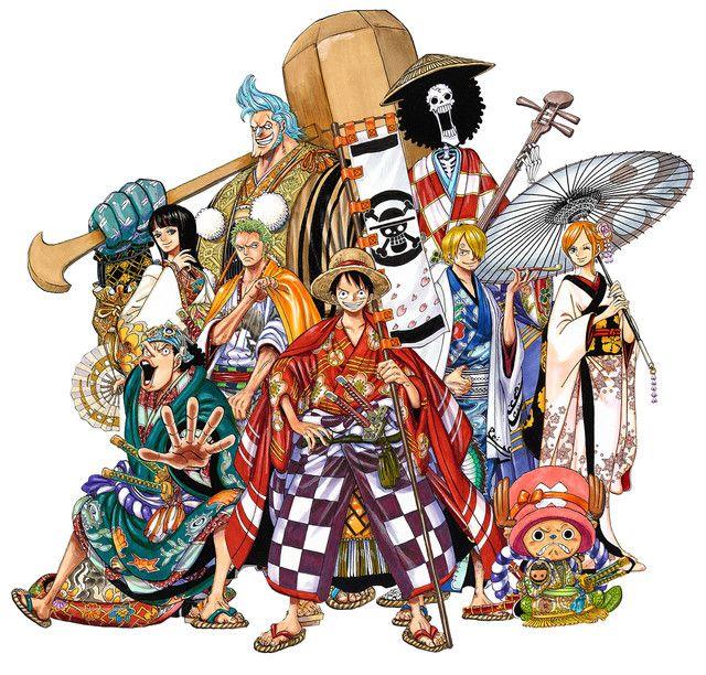 Anunciado El Reparto Principal De La Obra De Teatro Kabuki De One Piece One Piece Manga Anime One Piece Personajes De One Piece