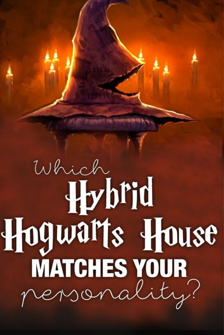 Which Hybrid Hogwarts House Matches Your Personality Harry Potter Haus Quiz Harry Potter Hauser Hogwarts