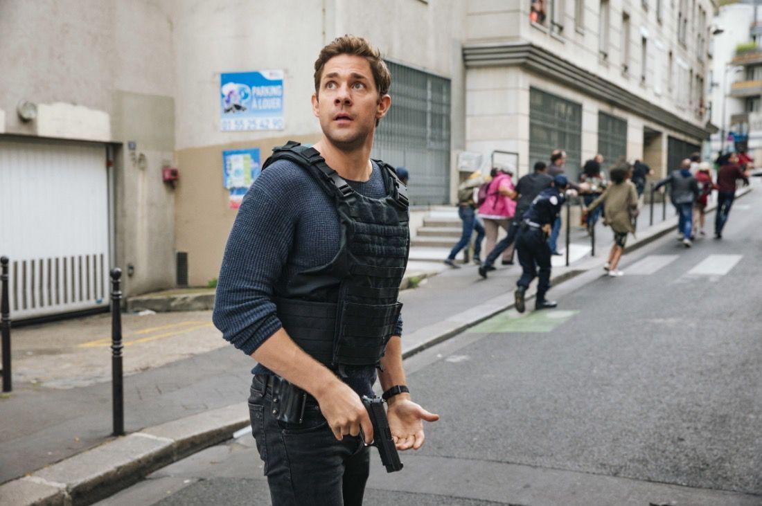 Jack Ryan Season 2 Pics See John Krasinski Hit London John