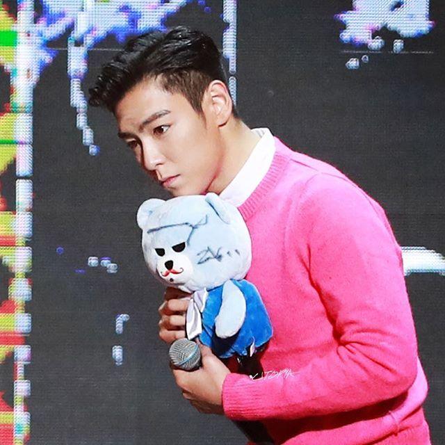 16.07.15 Beijing🇨🇳 Tabi-Bear 부럽다 너어~~~ #탑 #TOP #최승현 #崔胜铉 #UTOP