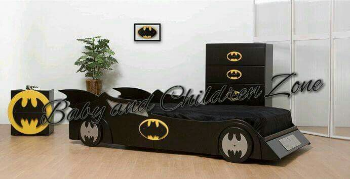 Trend Batman Bedroom Set Collection
