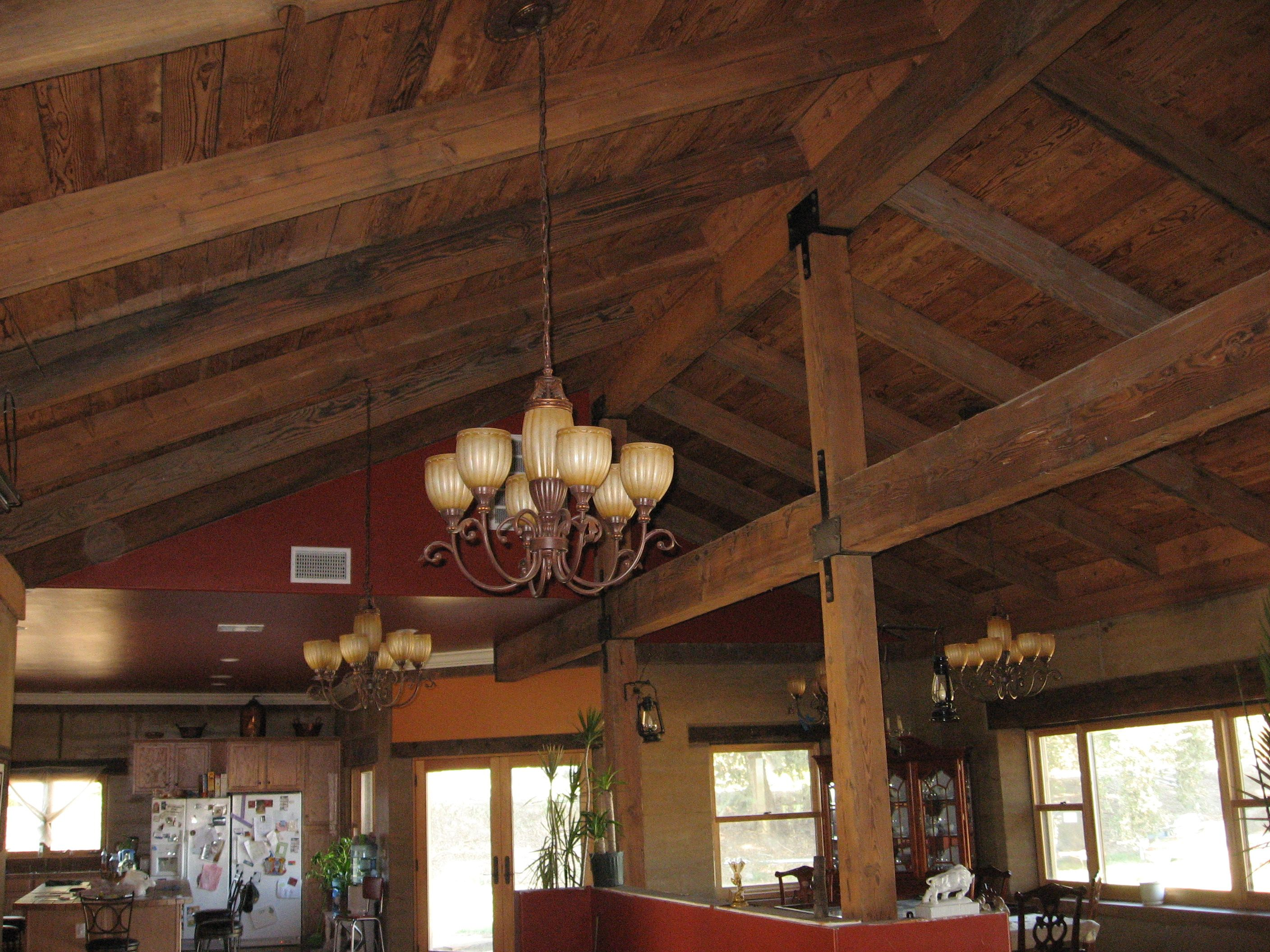Reclaimed wood roofing roof shingles using wood for Reclaimed wood sources