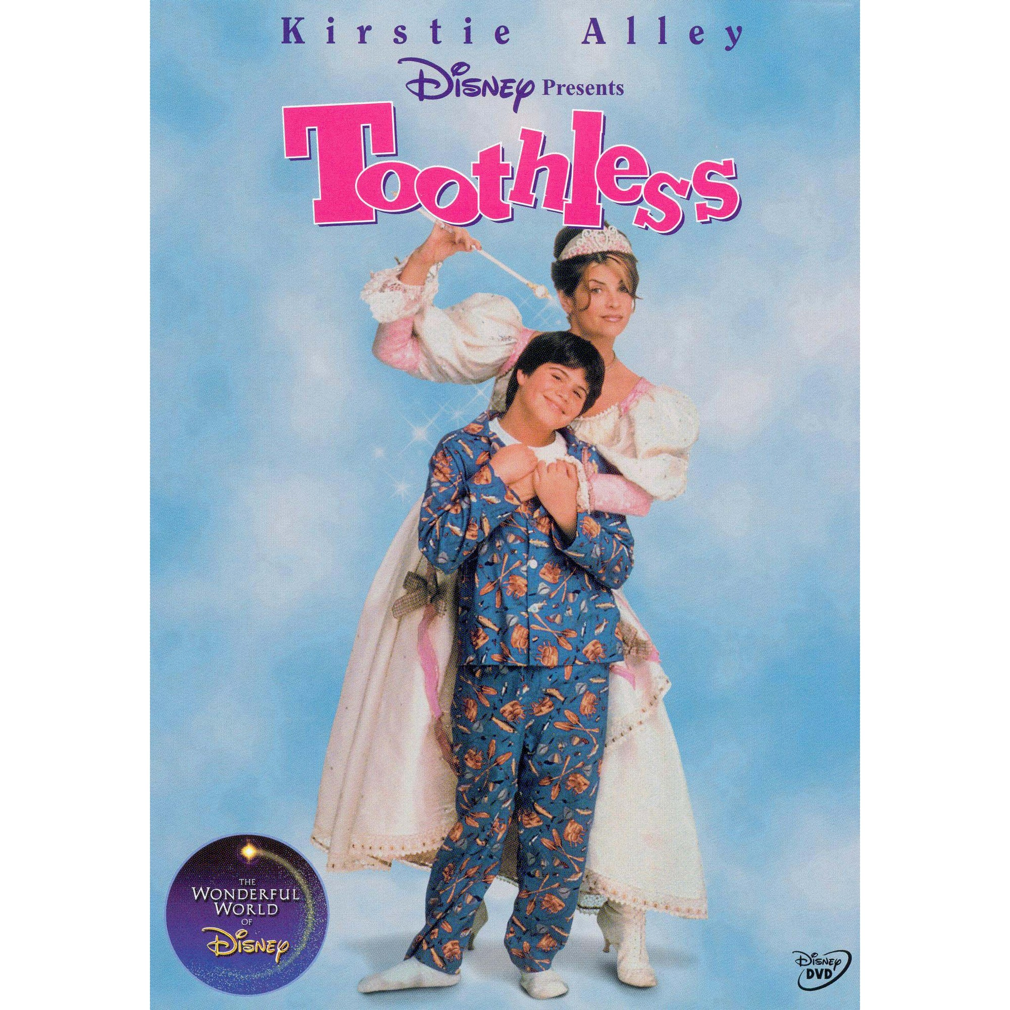 Toothless (Dvd), Movies Disney Channel Original Movie in