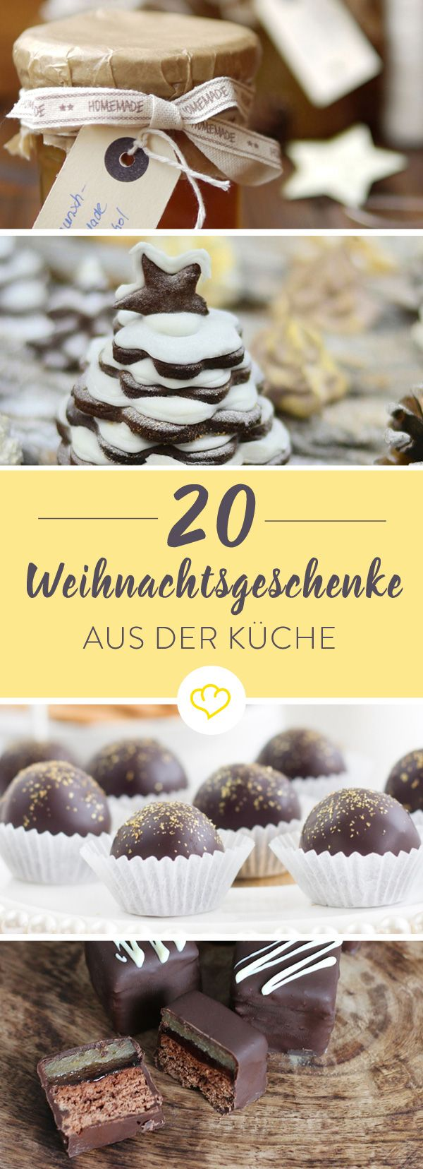 Photo of Geschenke aus der Küche: 20 Leckereien für's Fest
