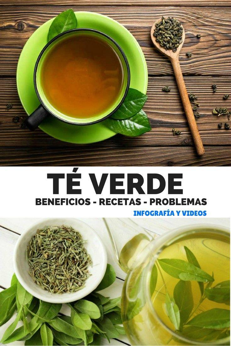 Es bueno el te verde para adelgazar