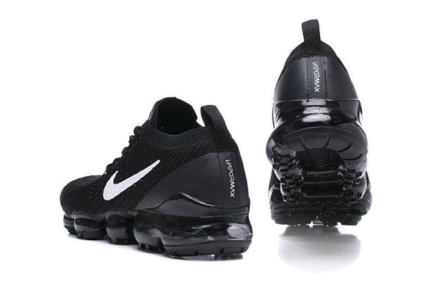 7d330673db Nike Air Vapormax Flyknit 2019 Black White AJ6900-001 Women's Men's Running  Shoes - ShoesExtra