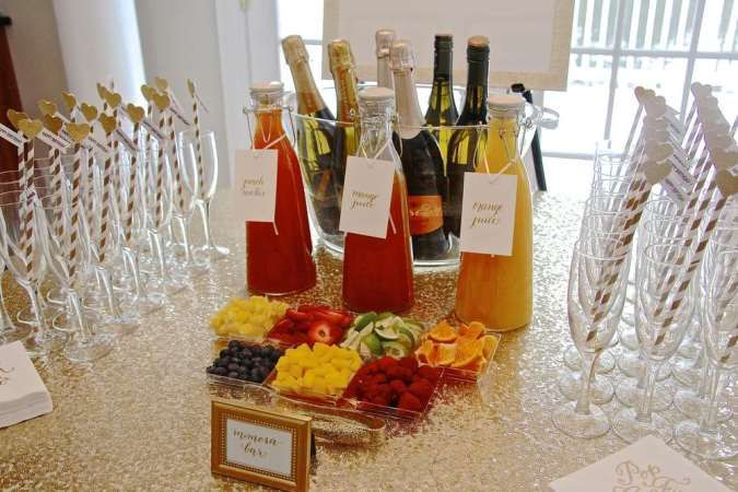 Ain T No Party Like A Champagne Party Champagne Party Ideas For