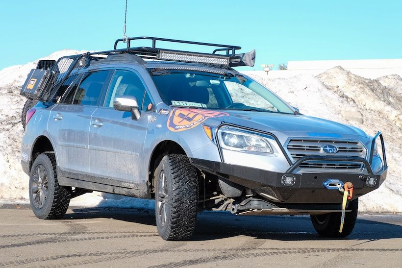 Grant Wilson Of Offroadsubaru Com Went All Out When He Decided To