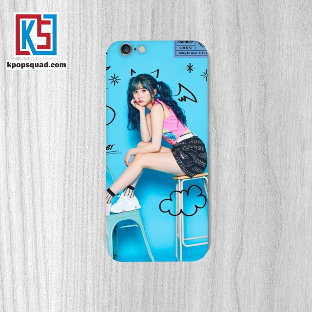 Custom Case Softcase Hardcase Kpop Special Edition Eunha Gfriend Sunny Summer Summer Mini Album Order Now Booking Atau Bisa Ta Case Smartphone Casing