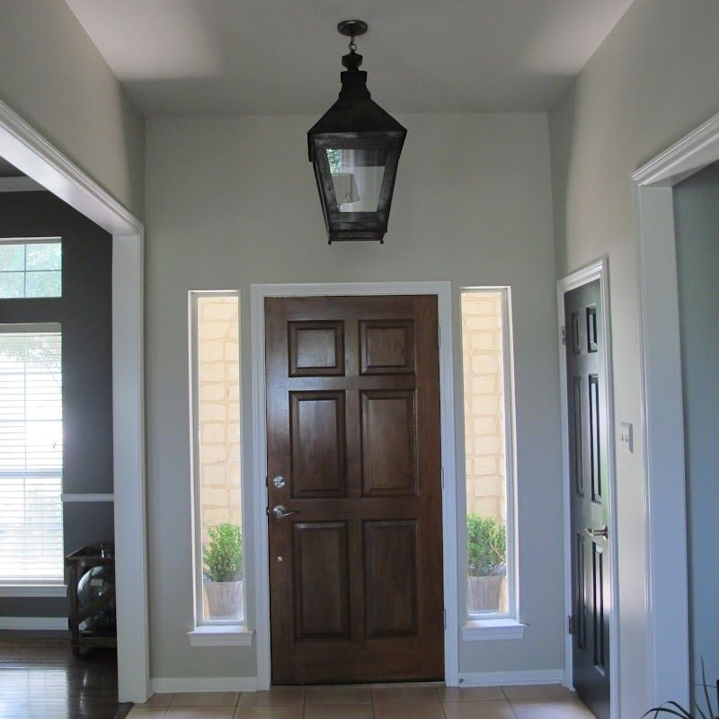 Benjamin Moore Revere Pewter It Blends Nicely With The