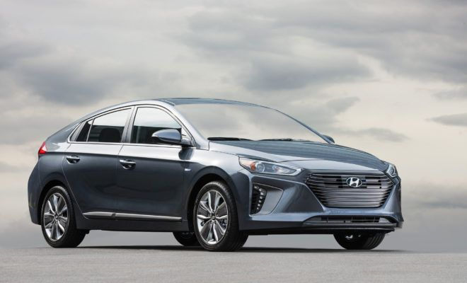 the hyundai ioniq is ready to take on the best hybrids and evs in rh pinterest com