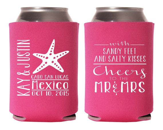 Destination Wedding Favors Mexico Party By Siphipay