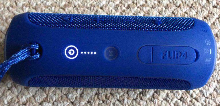 Jbl Flip 4 Speaker Review Portable Waterproof Tom S Tek Stop In 2019 Waterproof Speaker Jbl Flip 4 Bluetooth Speaker Box