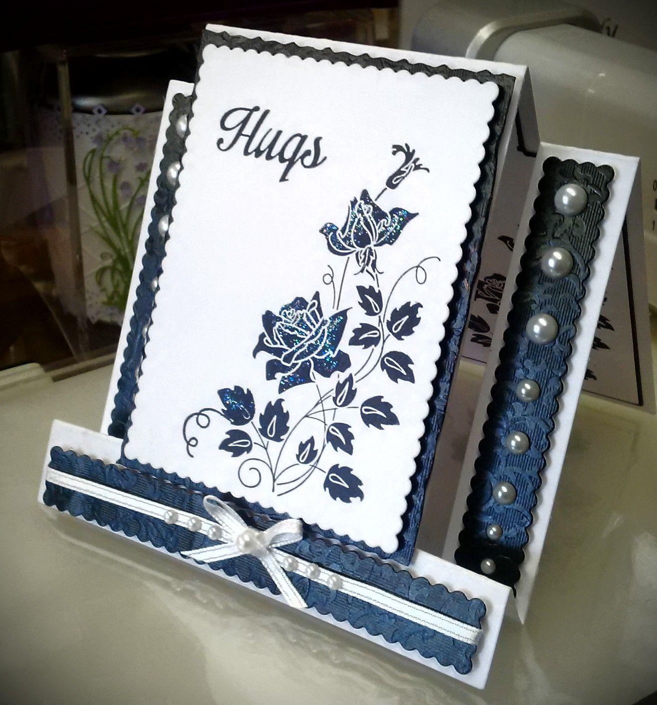 Как сделать открытки раскладушку, сторона открытки