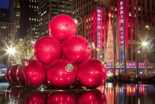 Happy Holidays from NYC by magicofnewyork