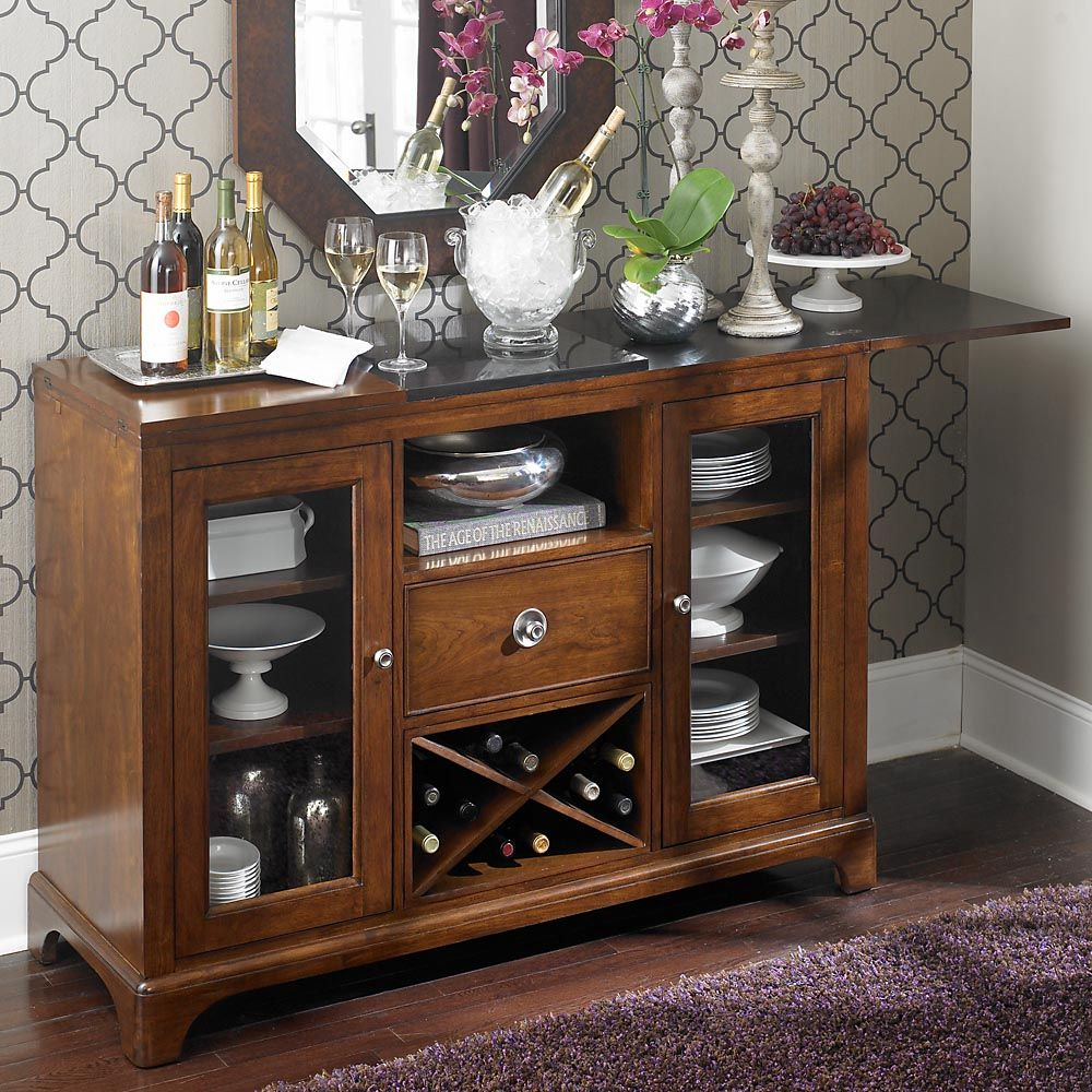 Small Spaces Sideboard Dining Furniture Pinterest
