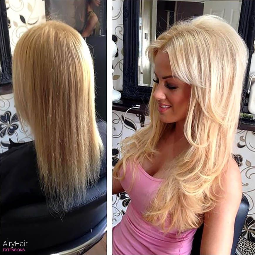 Clip in hair extensions before and after blond amazing hair clip in hair extensions before and after blond pmusecretfo Image collections