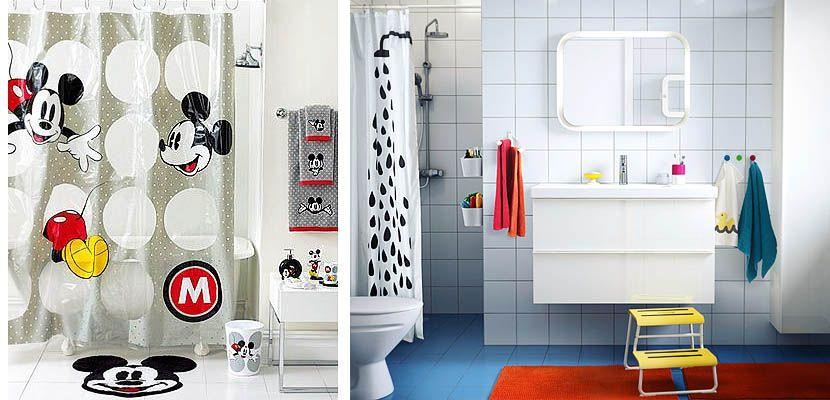 Cuartos de baño diseñados para niños | Pinterest | Cuarto de baño ...