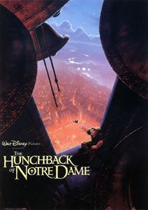 Hunchback of Notre Dame (watching at the moment) poster