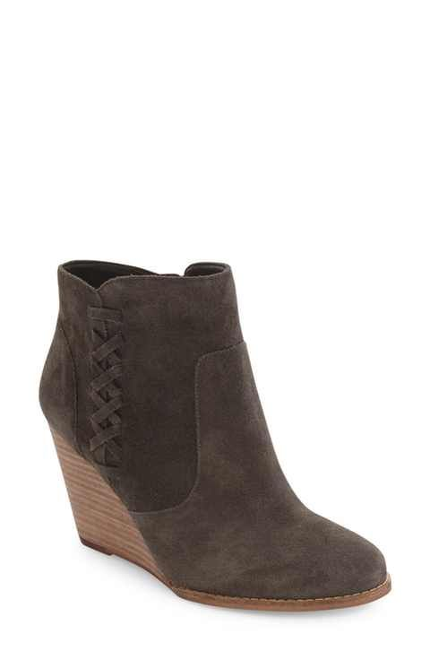 67da07cc768a Jessica Simpson Charee Wedge Bootie (Women)