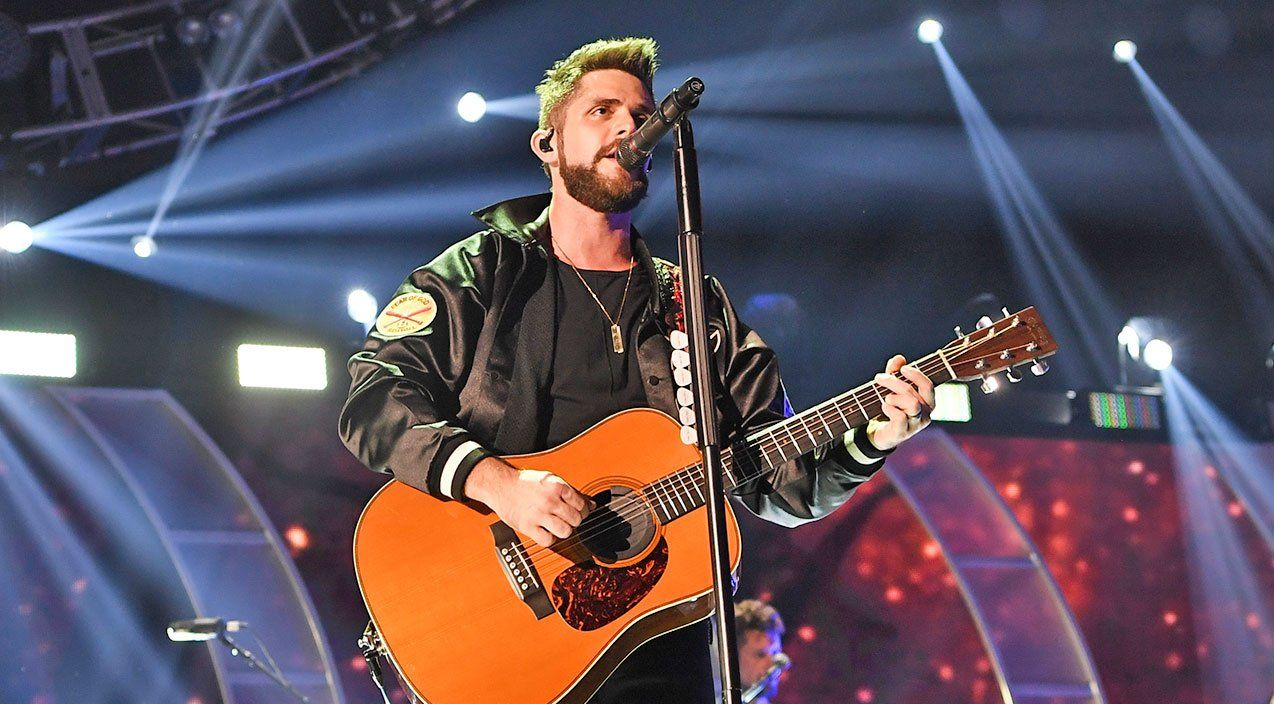 Thomas Rhett Forced To Reschedule Concerts At Last Minute Thomas Rhett Concert Country Music Lyrics Quotes