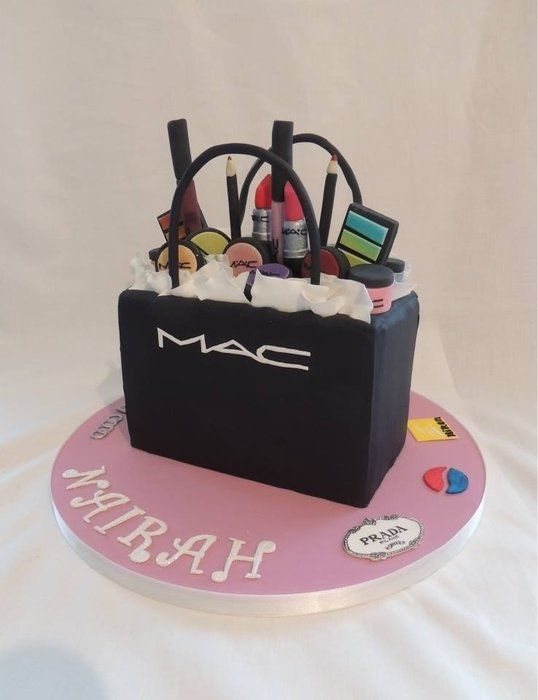 Mac cake | Things I love | Pinterest | Mac cake, Macs and Cake